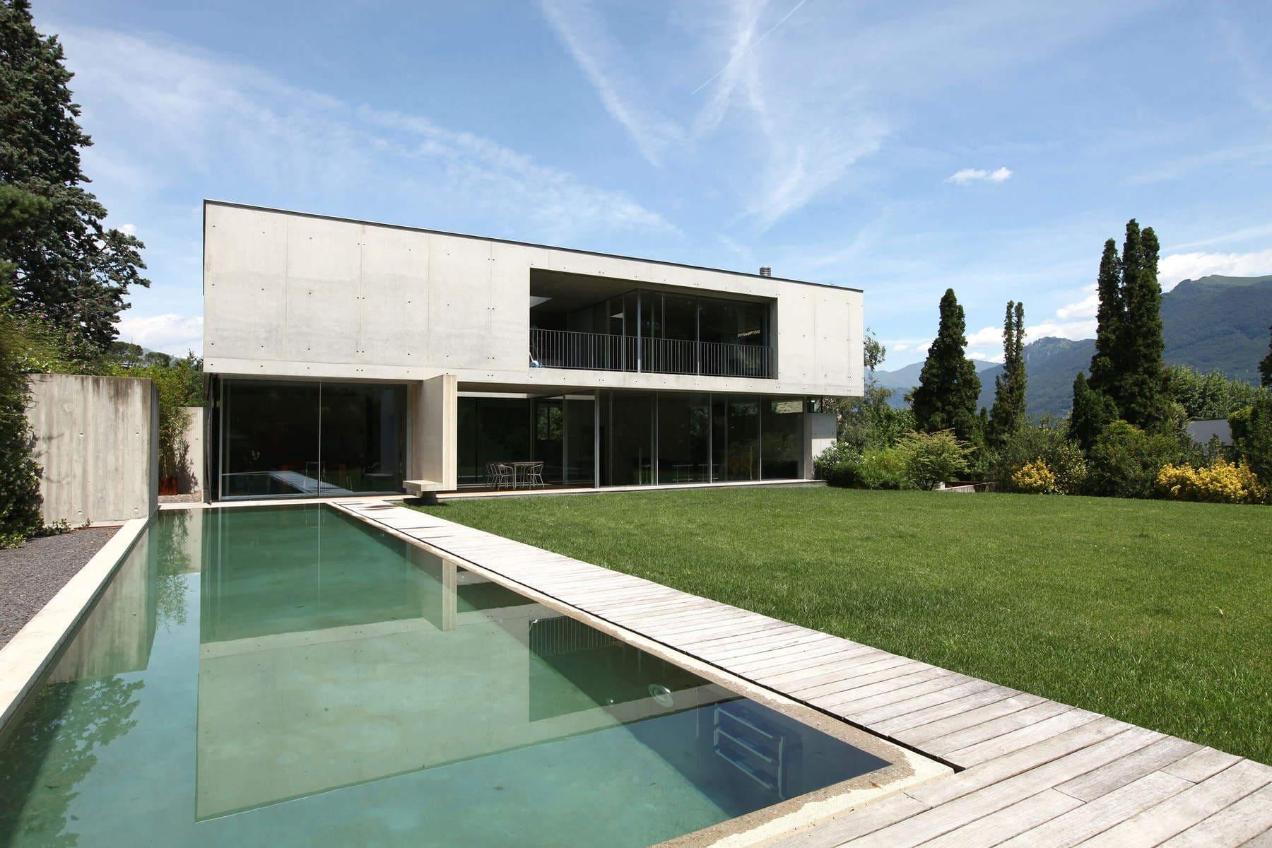 Luxus Familienhaus